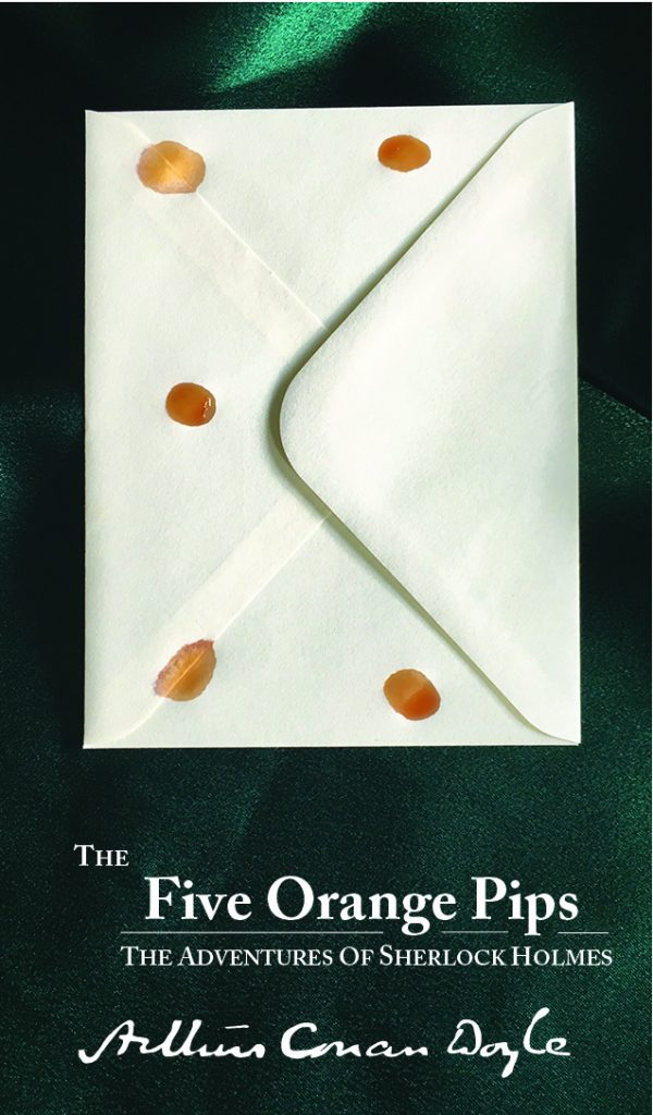 the five orange pips Buy the five orange pips and other cases (the penguin english library) uk ed by arthur conan doyle (isbn: 9780141199719) from amazon's book store everyday low prices and free delivery on eligible orders.